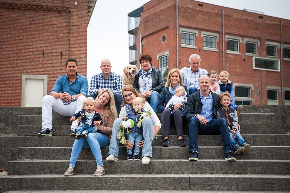 Familie fotosessie Roombeek